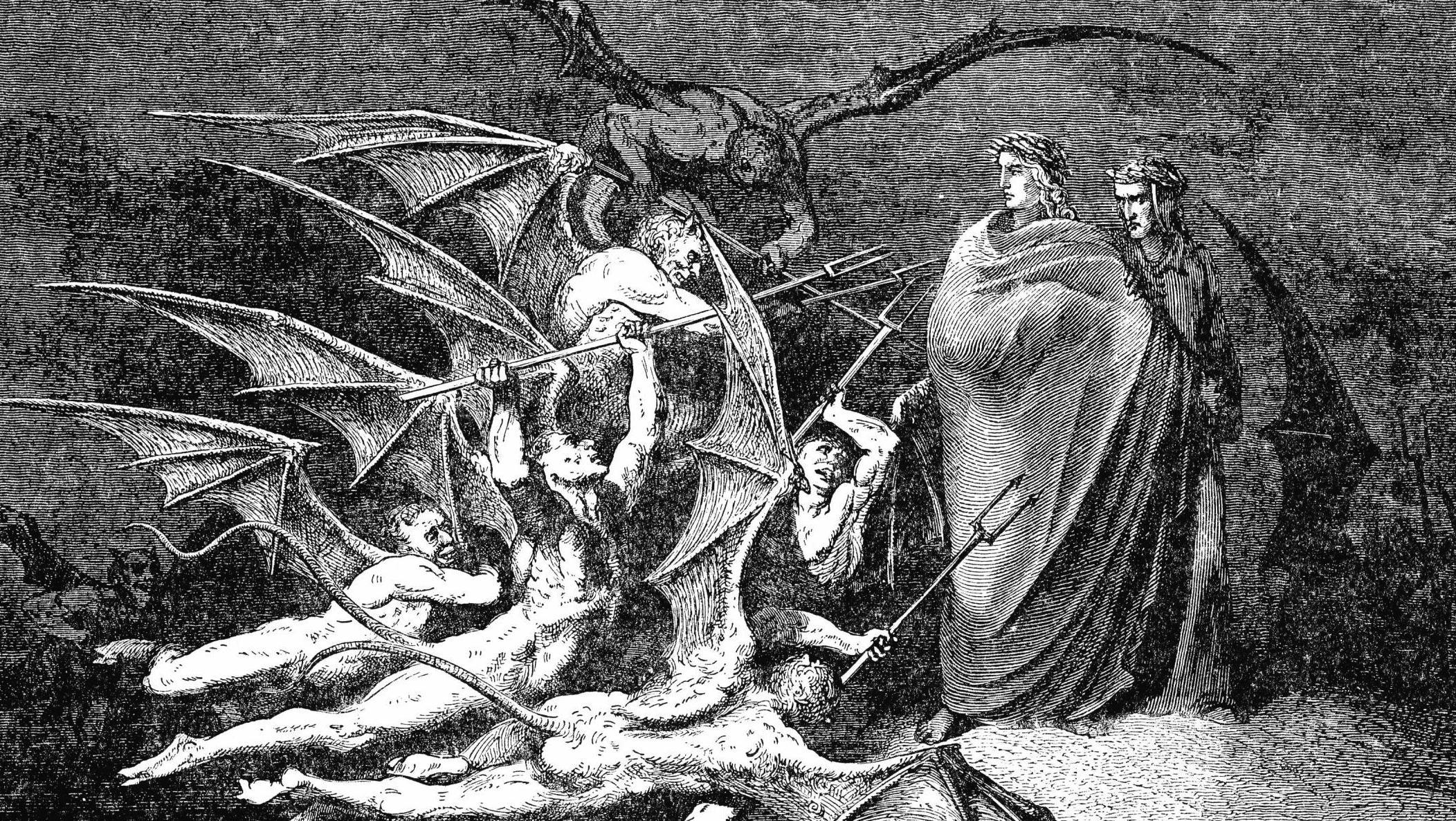 Image Gallery Name Of Demon Spirits