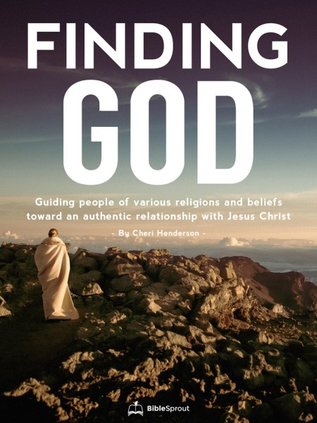 Finding God by Cheri Henderson